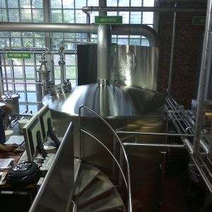 Pivovar Steam Whistle Vii